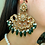 Thumbnail: Pankh Kundan Earrings