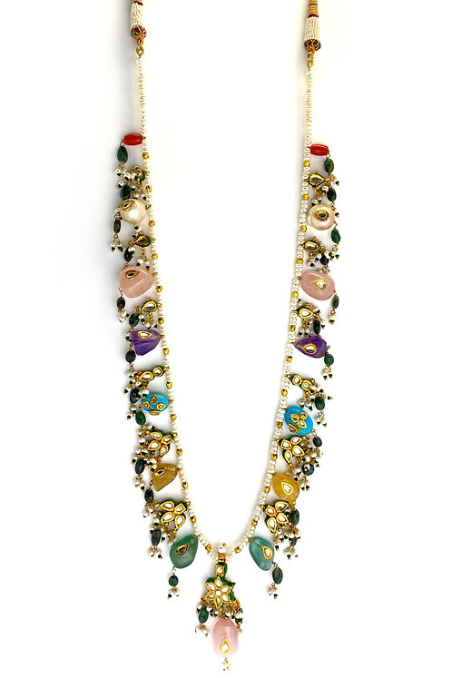 Gem Nugget Necklace