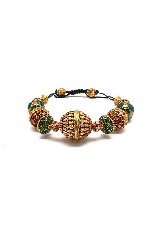 Rainbow Dome Bracelet