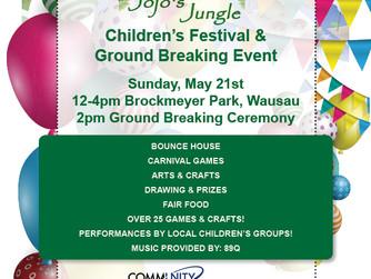This Sunday - Children's Festival!