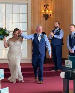 Steinhatchee Landing Resort Wedding