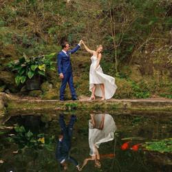 Cedar Lakes and Gardens Wedding