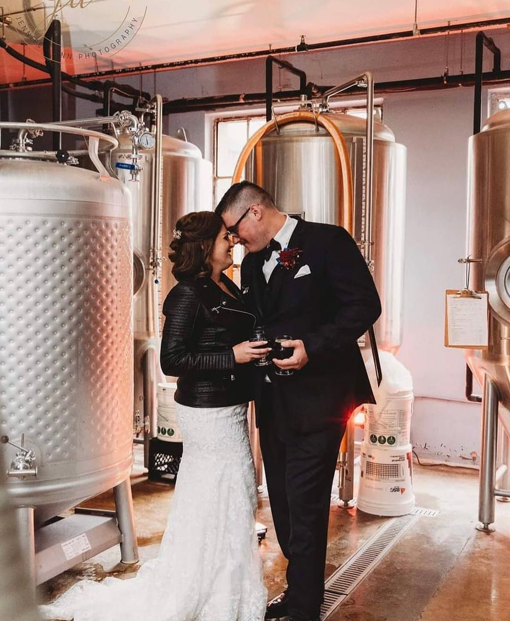 Halpatter Brewing Company Wedding Lake C