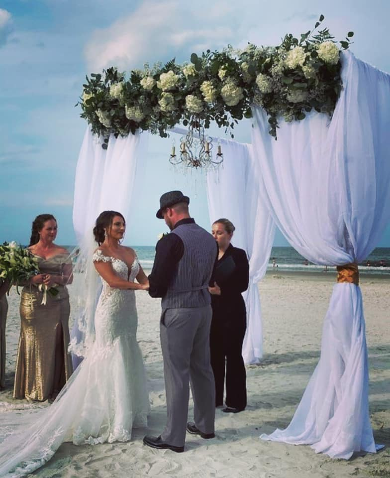 Jacksonville Beach wedding