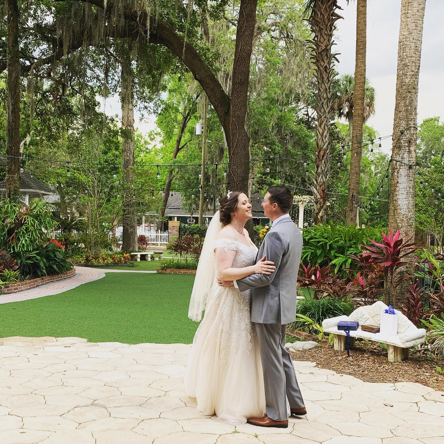 Sweetwater Branch Inn Wedding