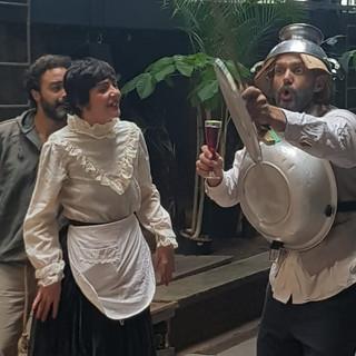 Dom Quixote - da Fantasia à Realidade