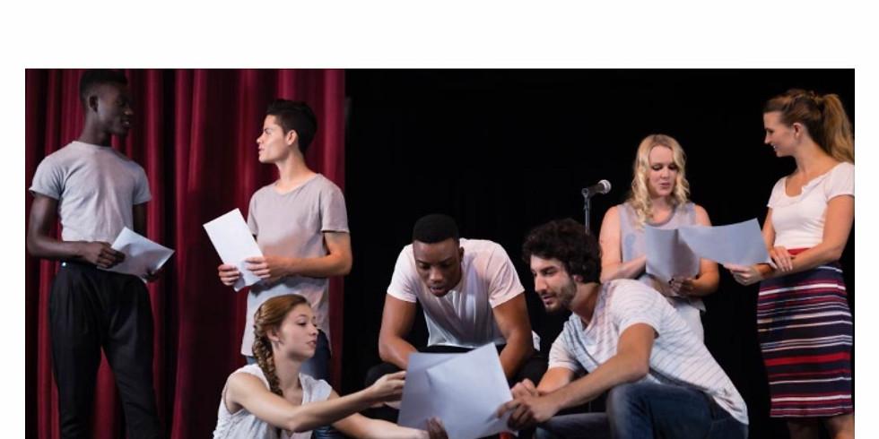 Workshop: Práticas Teatrais Para Não Atores - atuação do palco para a vida | Senac Aclimação