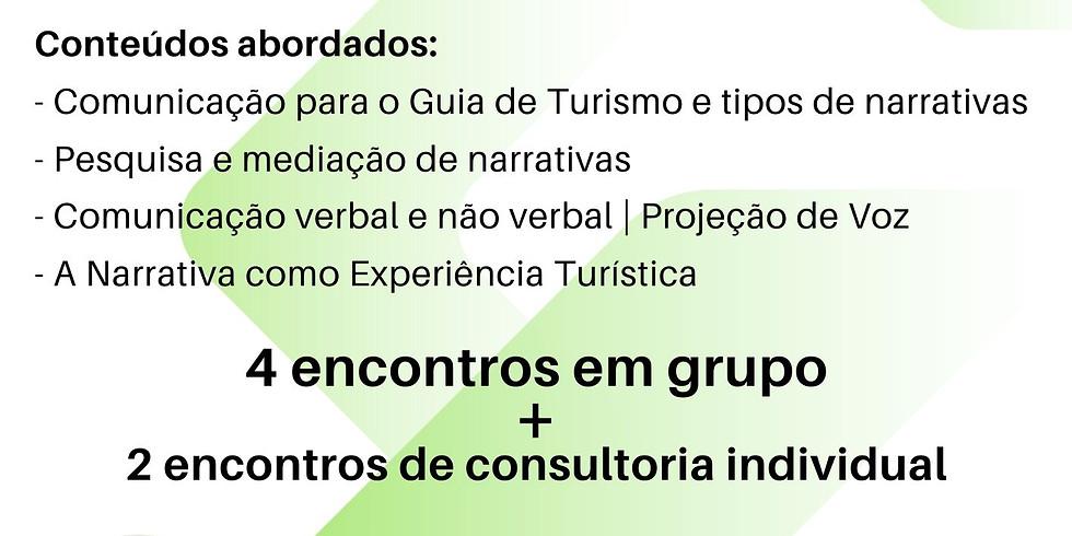 Curso: Comunicação Criativa para o Guia de Turismo