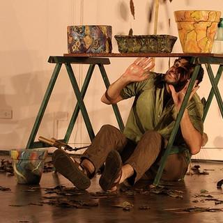 GardenNow - Solo para um ator e cinco flores
