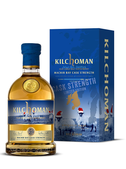Kilchoman Machir Bay CS,, 70cl, 58.6%
