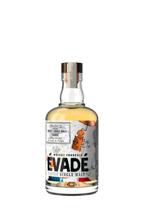 Évadé Peated Single Malt 43%, 70cl
