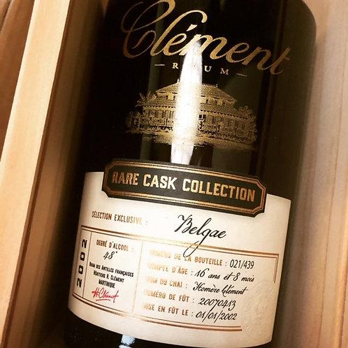 Clément Rare Cask Belgae, 50cl, 48%