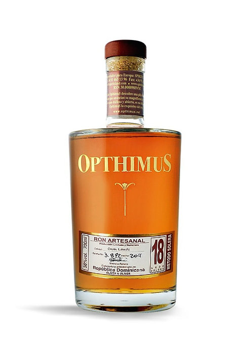 Opthimus 18 ans 38% 70cl
