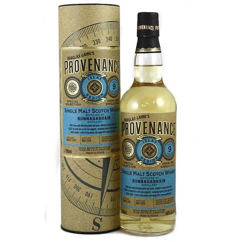 Provenance Bunnahabhain 2007 - 9 ans - Islay cask PRV1210