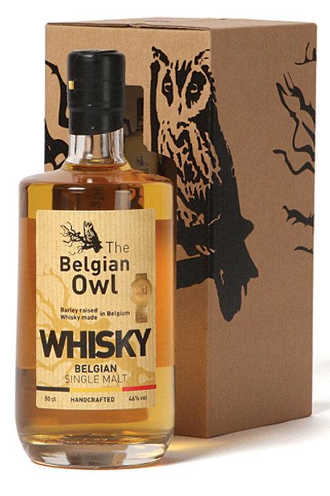 Belgian Owl 36 months 46%, 50cl
