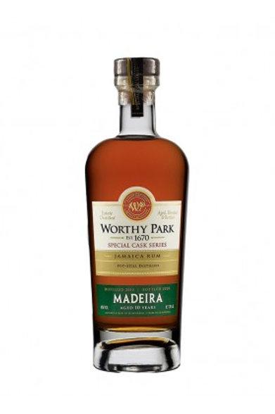 Worthy Park 2010 Madeira, 70cl, 45%