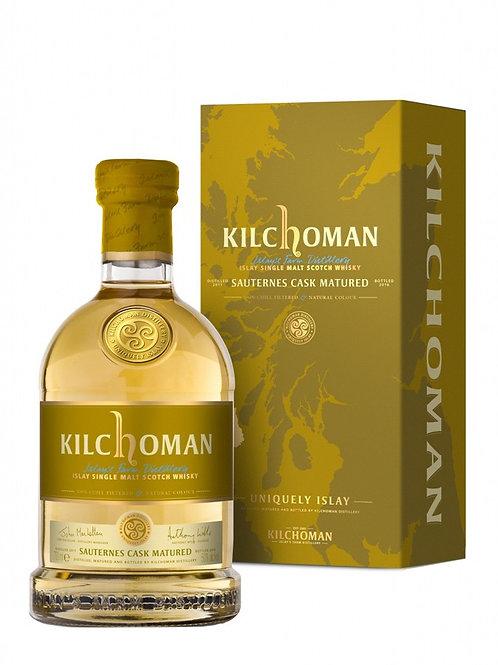 Kilchoman Sauternes 2018, 70cl, 50%