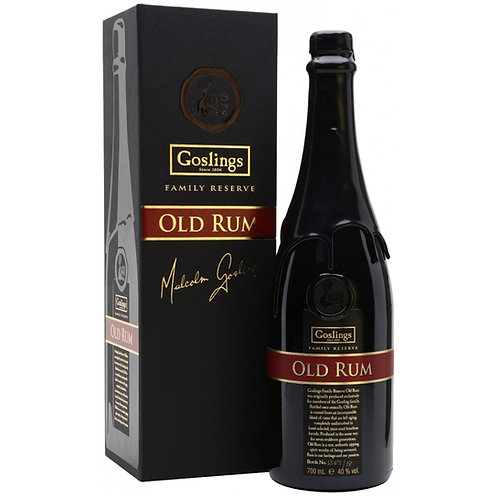Gosling Family Reserve, 70cl,40%