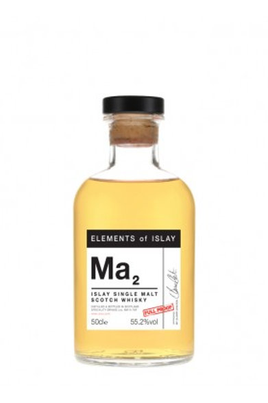 ELEMENTS OF ISLAY Ma2, 55,2%, 50cl