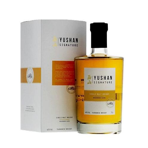 Yushan Signature Bourbon Cask, 70cl, 46%