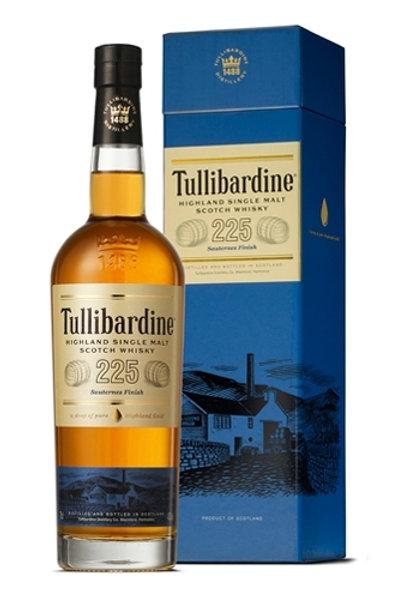 Tullibardine 225 Sauternes Finish, 43%, 70cl
