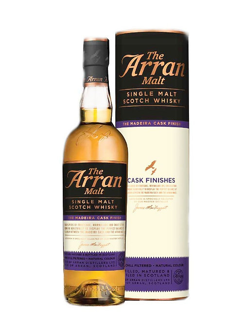 Arran Madeira Cask Finish 50% 70cl