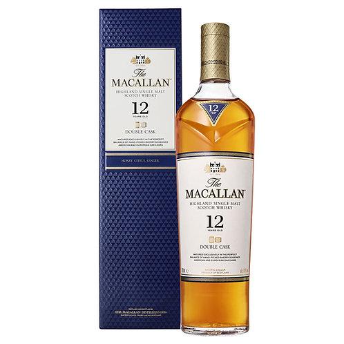 Macallan 12 ans Double Cask, 70cl, 40%
