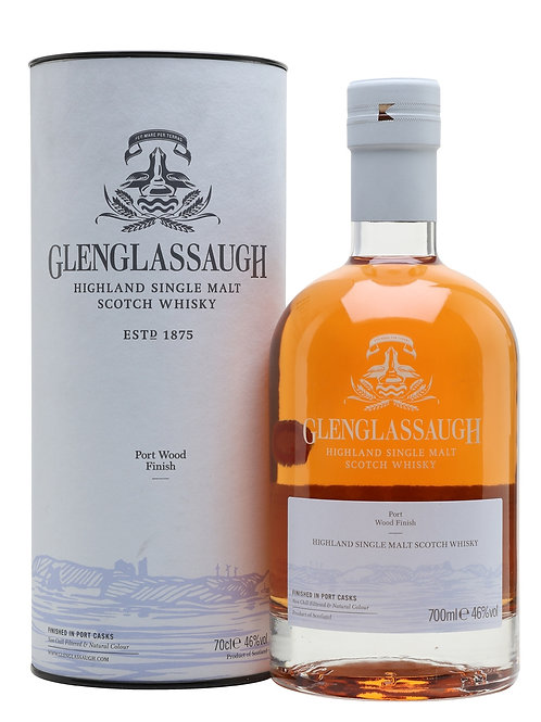 Glenglassaugh Port Wood Finish 46% 70cl