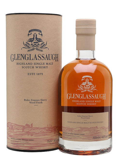 Glenglassaugh Wood PX 46% 70cl