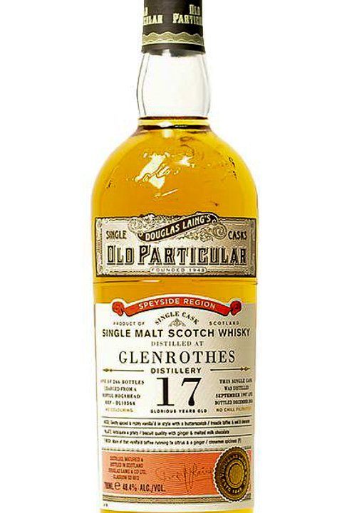 DL OP Glenrothes 1997, 70cl, 48,4%