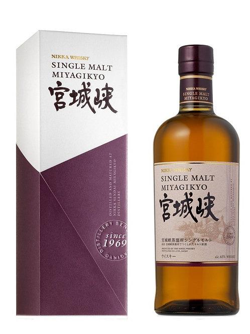Miyagikyo Single Malt, 70cl, 45%
