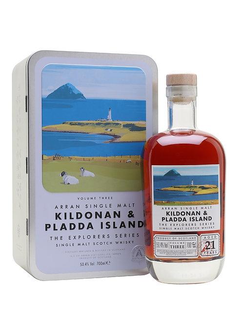Arran Kildonan & Pladda Island,70cl,50.5%