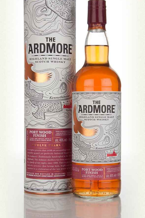 Ardmore Portwood Finnish 46%, 70cl