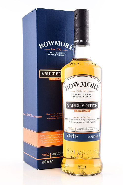 "Bowmore Vaults""Limited Edition 2016"""