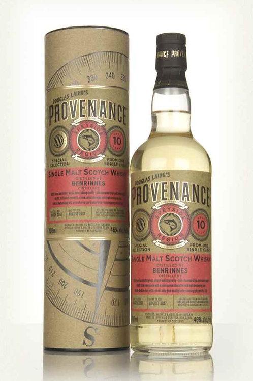 Berinnes 2008 Provenance PRV 1171, 70cl 46%