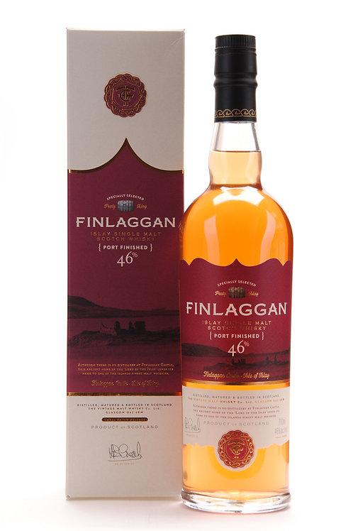 Finlaggan Port Finished, 70cl,46%