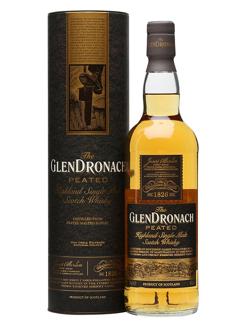 Glendronach Peated 46% 70cl
