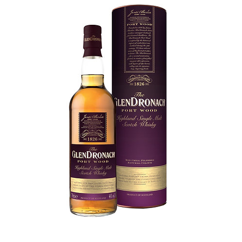 Glendronach Portwood, 70cl, 46%
