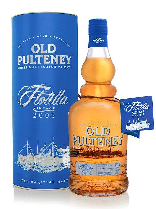 Old Pulteney Flotilla 2005 46%, 70cl