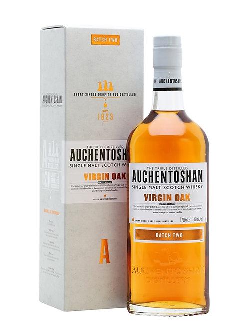 Auchentoshan Virgin oak batch 2, 70cl, 46%