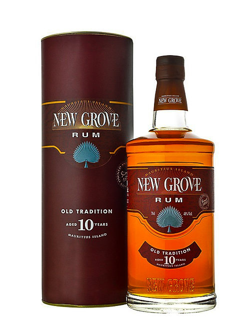 New Grove 10 ans 70cl, 40%