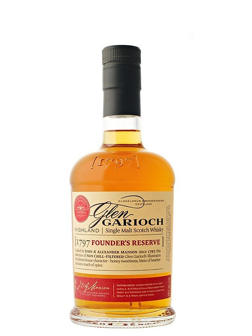 Glen Garioch Founder's Reserve, 70cl, 48%