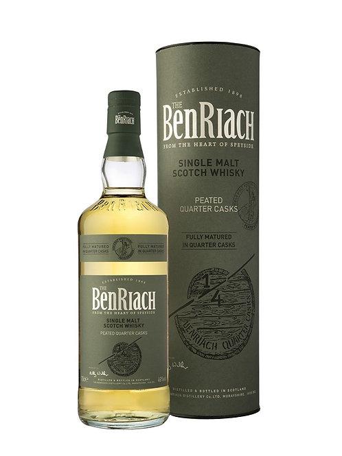 Benriach Quarter Cask Peated 46% 70cl