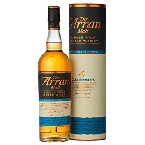 Arran Marsala Finish, 50%, 70cl