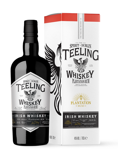 Teeling Small Batch Plantation Rhum