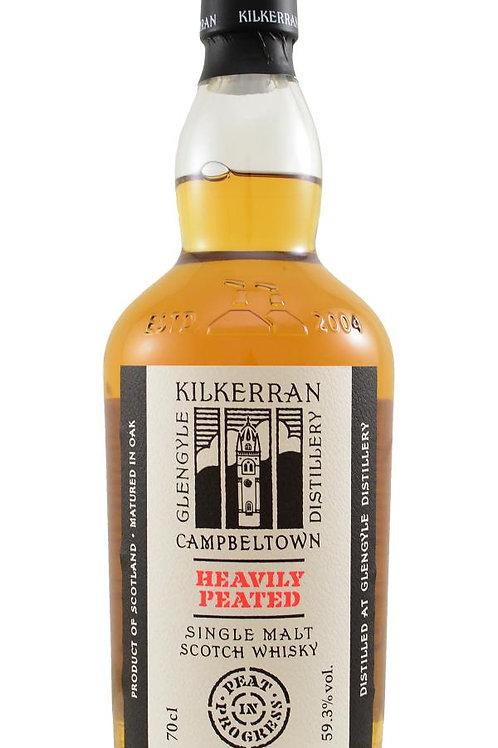 Kilkerran Heavily Peated 70cl, 59,3%