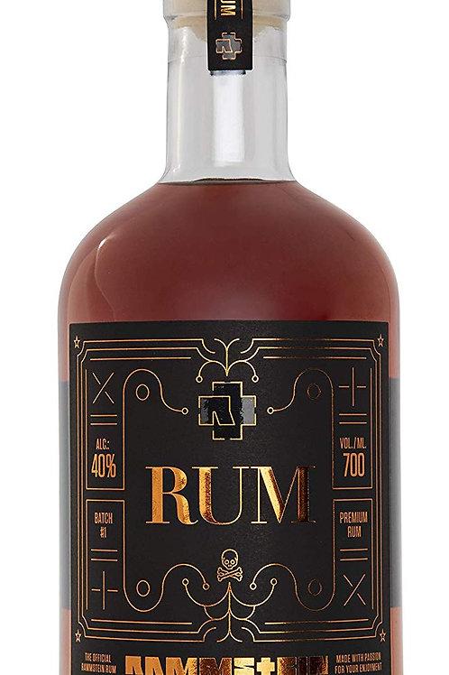 Rammstein Rum, 70cl, 40%
