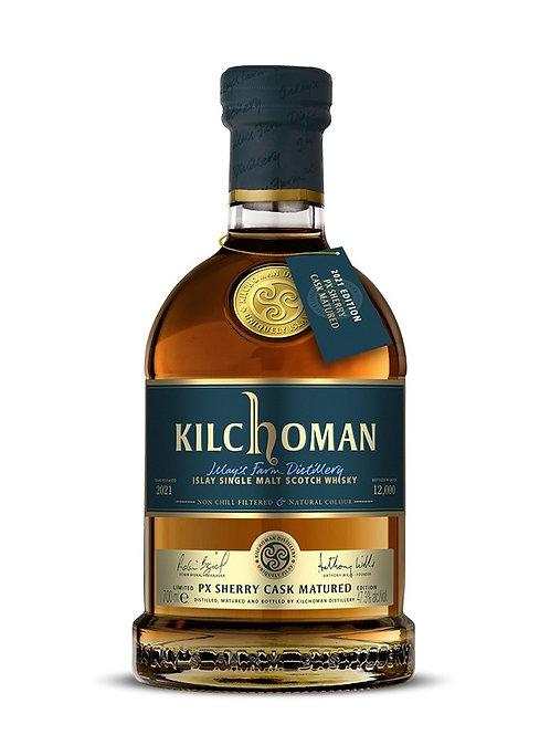 Kilchoman PX Sherry, 70cl, 47,3%