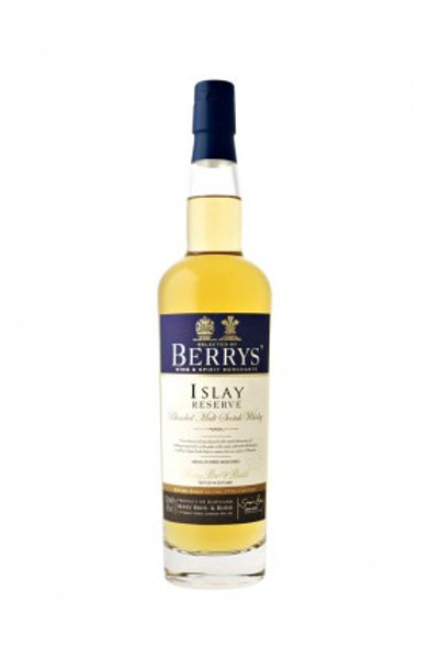 Berry Bros & Rudd Reserve Islay 70cl, 44,2%