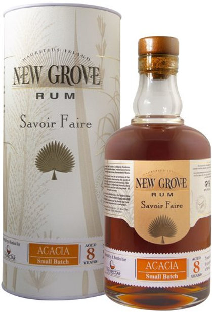 New Groove Small Batch Acacia (The Nectar), 70cl, 47%